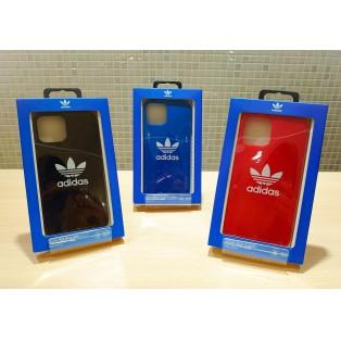 adidasの文字とトレフォイルがインパクトなiPhoneケース★