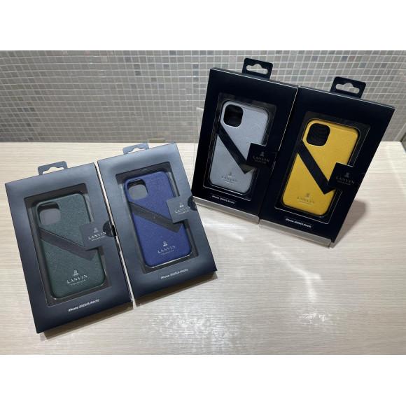カード収納に便利なポケット付きiPhoneケース
