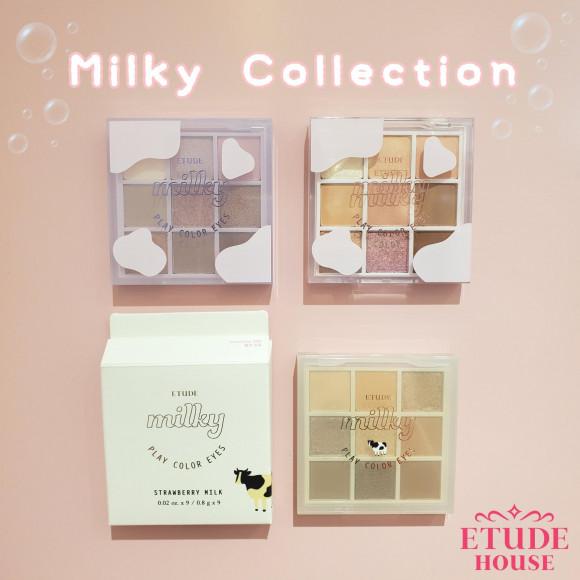 限定ニューイヤーコレクション♡Milky Collection