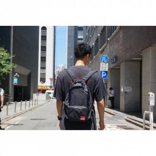 Manhattan Portage FUKUOKA Vol.850~手軽に持ち運べる!折りたたみBackpack!~