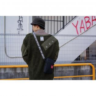 Manhattan Portage FUKUOKA ~ジャガード織のショルダーストラップ!~