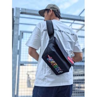 Manhattan Portage FUKUOKA MARVEL Collection Casual Messenger Bag JR~~