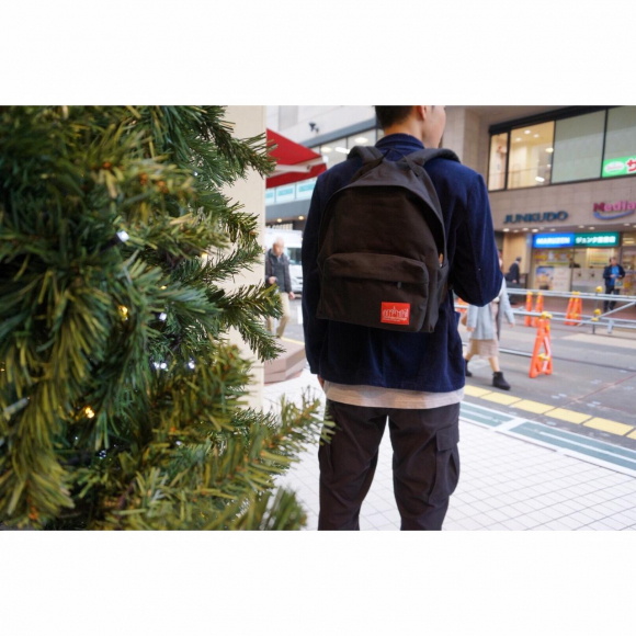 Manhattan Portage FUKUOKA ~ Big Apple Backpack♪ ~