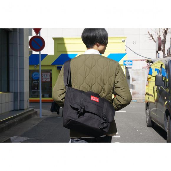 Manhattan Portage FUKUOKA ~タウンユースに最適♪大容量メッセンジャーバッグ!~