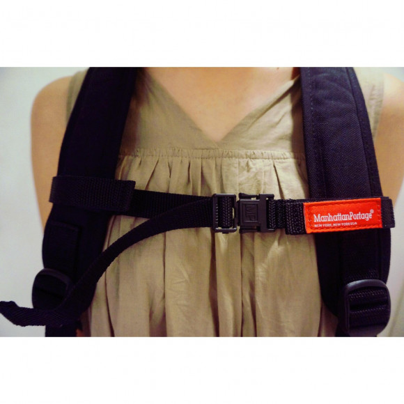 Manhattan Portage FUKUOKA ~Backpack用のチェストストラップ!~