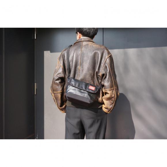 Manhattan Portage FUKUOKA ~ウォータープルーフ素材!メッセンジャーバッグ~