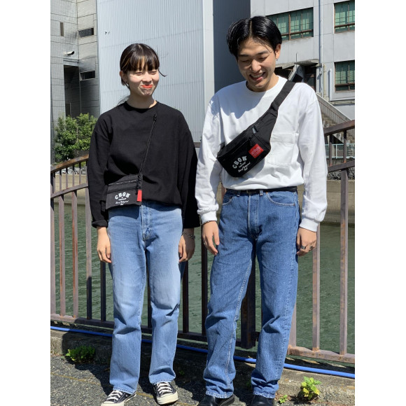 Manhattan Portage FUKUOKA ~CBGBコレクション発売開始!!~