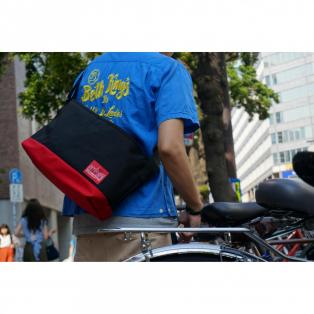 Manhattan Portage FUKUOKA Vol.822~夏の旅行にも最適!! ジップ付Messenger Bag!~