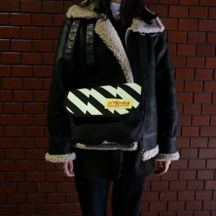 Manhattan Portage FUKUOKA ~【限定】Canvas Art /メッセンジャーバッグ ~