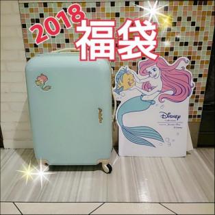 ★2018福袋★アリエルスーツケース(M)セット!