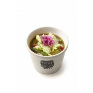 【スープで野菜を食べる】9月24日までの季節限定スープ