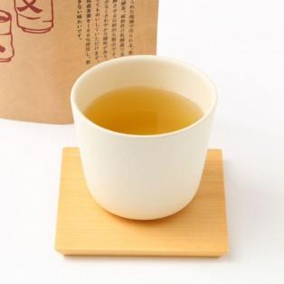 季節の変わり目に、お茶で一息。