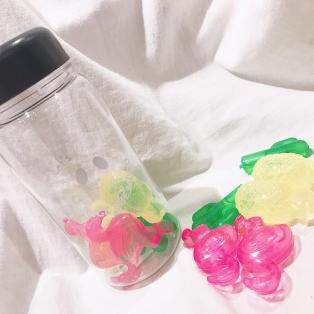 アイスキューブボトル