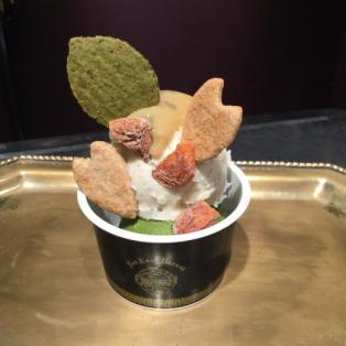 【春限定】桜餅利休ジェラート