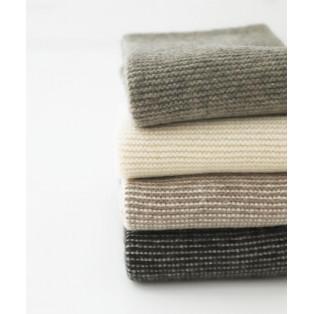 【 nest Robe 】ラムウールニットマフラー再入荷のお知らせ