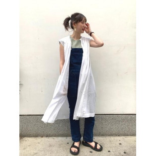 WEB限定のシャツワンピ♡羽織...