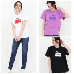 【CHUMS×LeMagasin】コラボ ル マガザンTシャツ