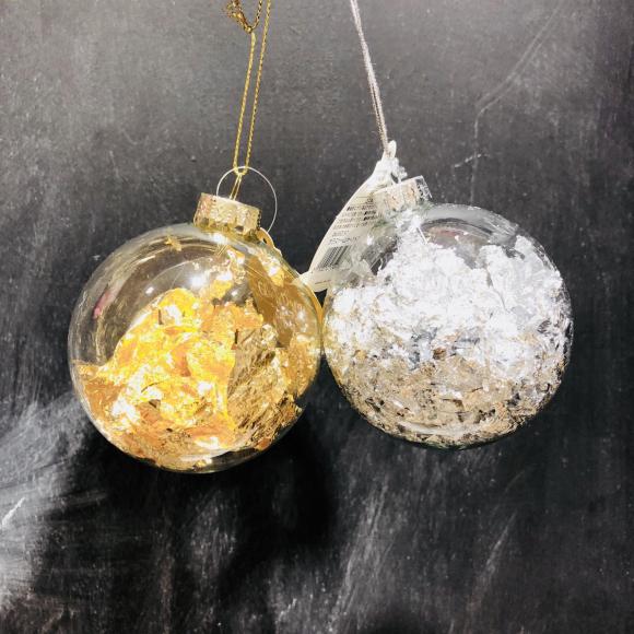 Christmas★Glass Dome Ornament