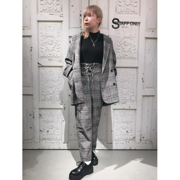 大人WEGO⭐︎staff style