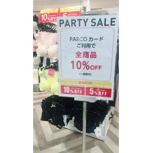 ☆PARTY SALE☆