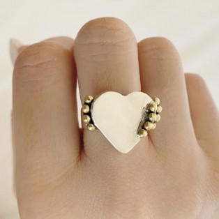 Silver925 Heart Ring♡ 予約販売限定20個
