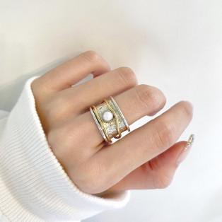 石付きrolling ring⑤