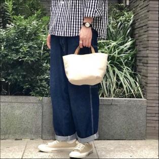 【8/19(日)までの期間限定Item!】MAKOO linen/tote bag S