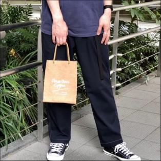 【8/19(日)までの期間限定Item!】MAKOO Shopping bag / S /Coffee