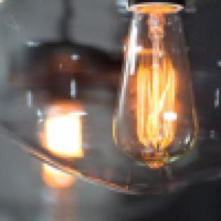 【展示品1点のみ】East College-ceiling lamp L
