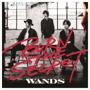 WANDS NEW ALBUM「BURN THE SECRET」RELEASE記念 — 写真で辿る再始動の軌跡 — パネル展示決定!!