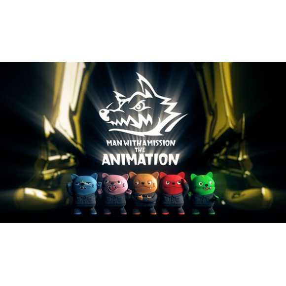 MAN WITH A MISSION ニューEP『ONE WISH e.p.』 発売! MRデバイス「Magic Leap 1」による『MAN WITH A MISSION THE ANIMATION』の無料体験上映を実施!