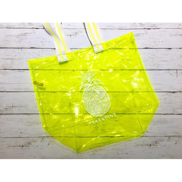 福岡・天神リゾート 水着ショップ PEAK&PINE福岡パルコ☆可愛いパイナップルバッグでオシャレ可愛くっ♪