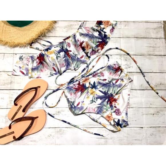 福岡・天神リゾート 水着ショップ PEAK&PINE福岡パルコ☆新作のくすみカラーデザインで大人コーデに♪♪
