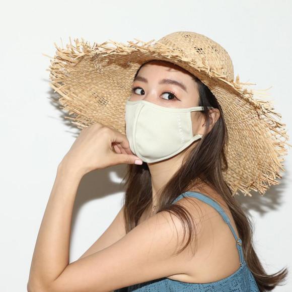 福岡・天神リゾート 水着ショップ PEAK&PINE 福岡パルコ店☆水着素材のUVカットマスク!!
