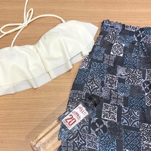 福岡・天神リゾート 水着ショップ PEAK&PINE リゾート地で必須のおしゃれロングパンツ!!