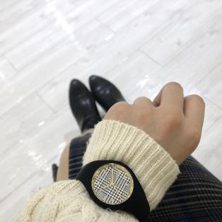 エレガントな時計☆