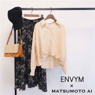 【NEWS】ENVYM × 松本愛 コラボitemのご紹介