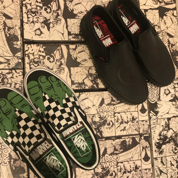 VANS★MARVEL Collection Part2