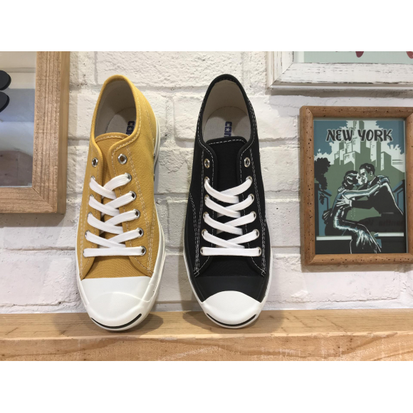 CONVERSE ☆ JACK PURCELL RET COLORS