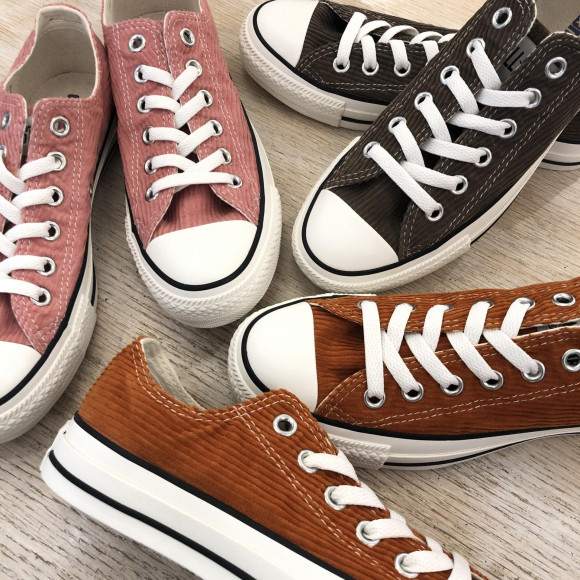 CONVERSE☆AS WASHEDCORDUROY OX