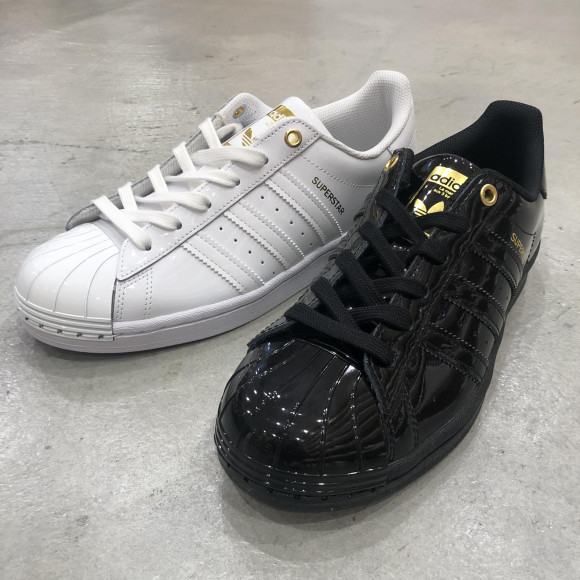 ADIDAS☆SUPERSTAR METAL TOE