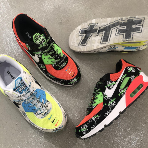 7.15(Wed)Release NIKE WORLD WIDE PACK