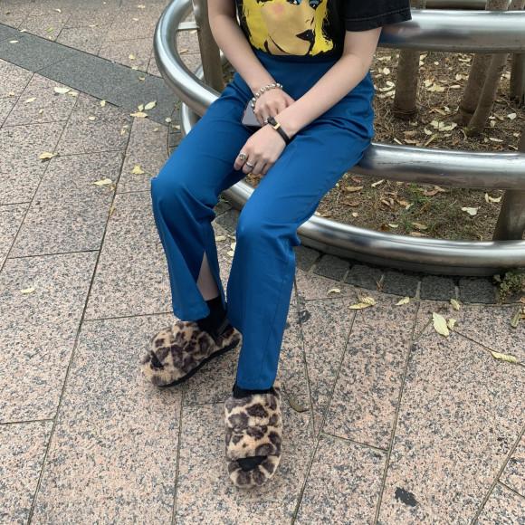 SHAKA☆WEEKENDER PLATFORM FLUFFY
