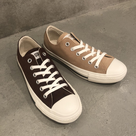 CONVERSE☆SUEDE ALL STAR OX