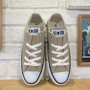 Restock!!! CONVERSE☆ALL STAR BEIGE