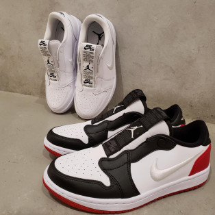 JORDAN WOMEN☆W AIR JORDAN 1 RET LOW SLIP ON