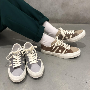 CONVERSE☆STAR&BARS MULTISUEDE