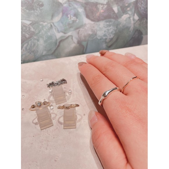 【新作】2021 Ring collection