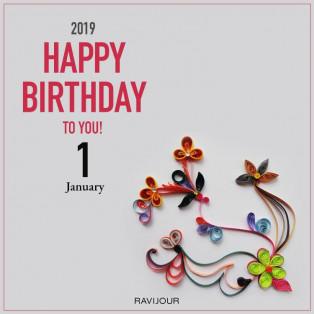 1月birth day クーポン‼