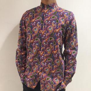 LS OAKES ミジンコール カフタンシャツ(¥15,000+tax)